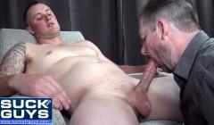 Seth Chase Swallows Chad Hanson