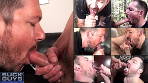 Swallowing 30  Loads of Semen & Sperm