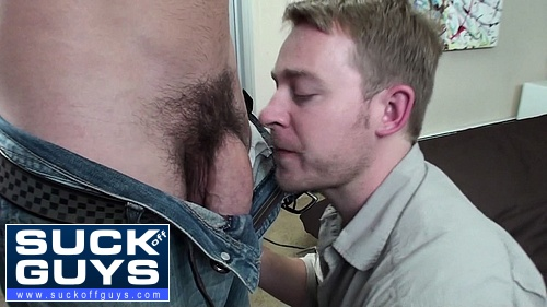 Aaron French Reveals Ethan Ever's Monster Cock & Full Man Bush