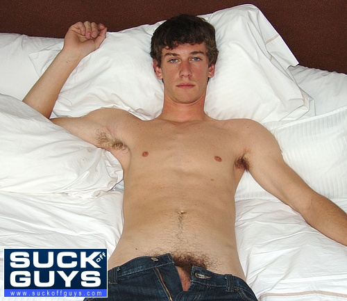 Sexy Straight Guy Taylor Hamilton Teases Us With His Pubes