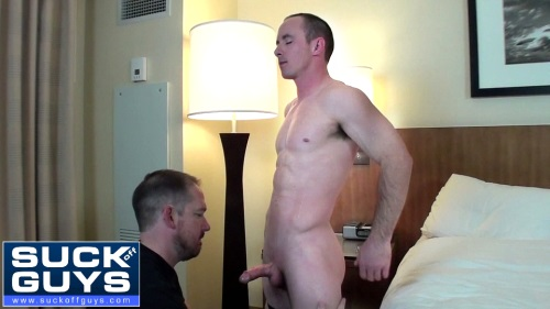 Shane Stride Ready to Share His Cum Load