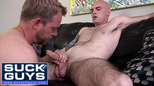 Aaron Blows Craig