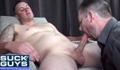Seth Chase Swallows Chad Hanson