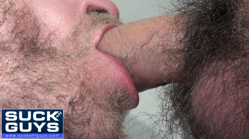 Swallowing Anton Reed's Load