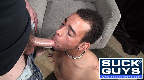 Seth Chase Gets a BJ from Kilo Lang