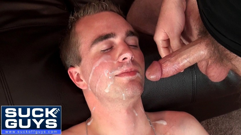 Hayden Alexander's Big Load Facial