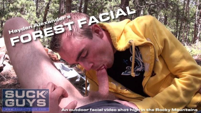 Hayden's Forest Facial