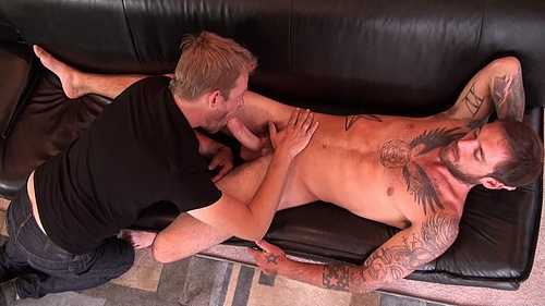 Servicing Ethan Ever