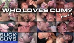 Who Loves Cum? – Part 1