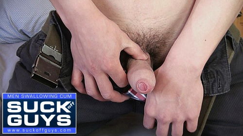 Mitchel Knight's Uncut Dick