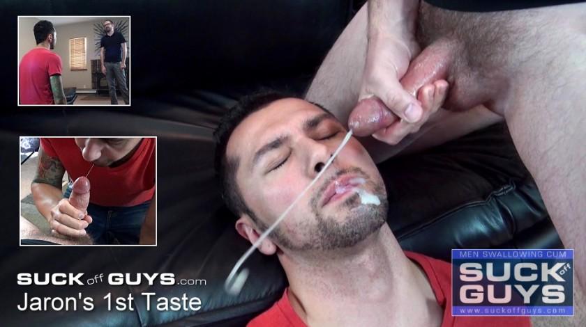 Jaron's 1st Taste