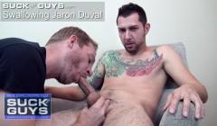 Swallowing Jaron Duval