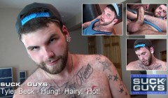 Tyler Beck - Hung! Hairy! Hot!