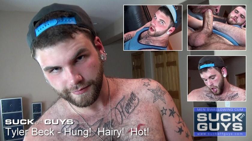Tyler Beck - Hung! Hairy! Hot!