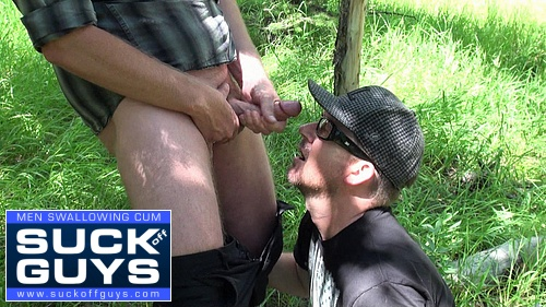 Seth Chase Swallows Aaron French's Load