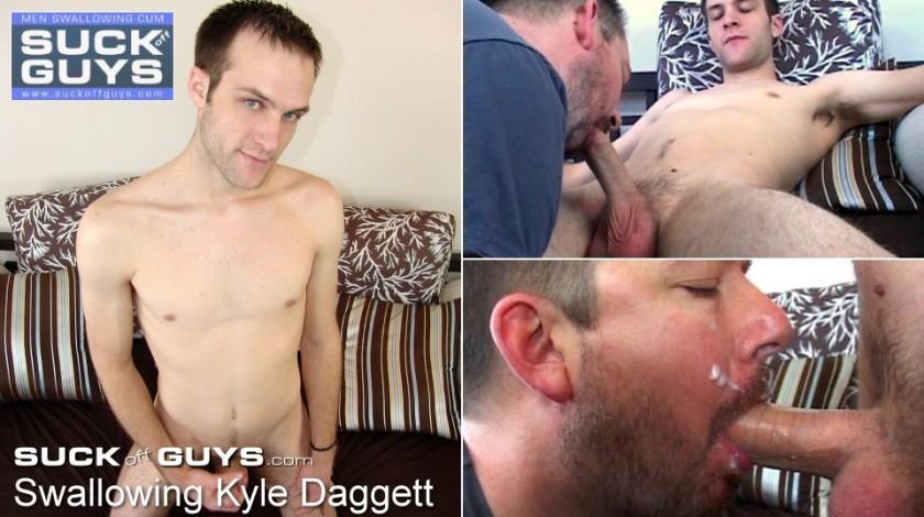 Swallowing Kyle Daggett