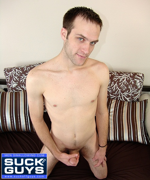 Kyle Daggett is Ready to Feed a Cocksucker a Load