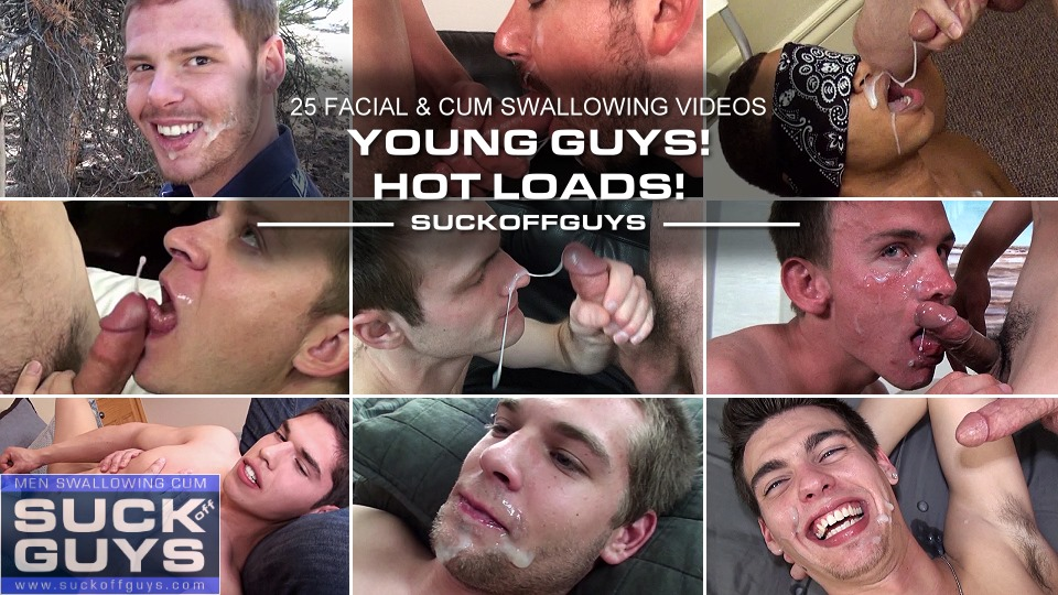 Young Guys! Hot Loads!